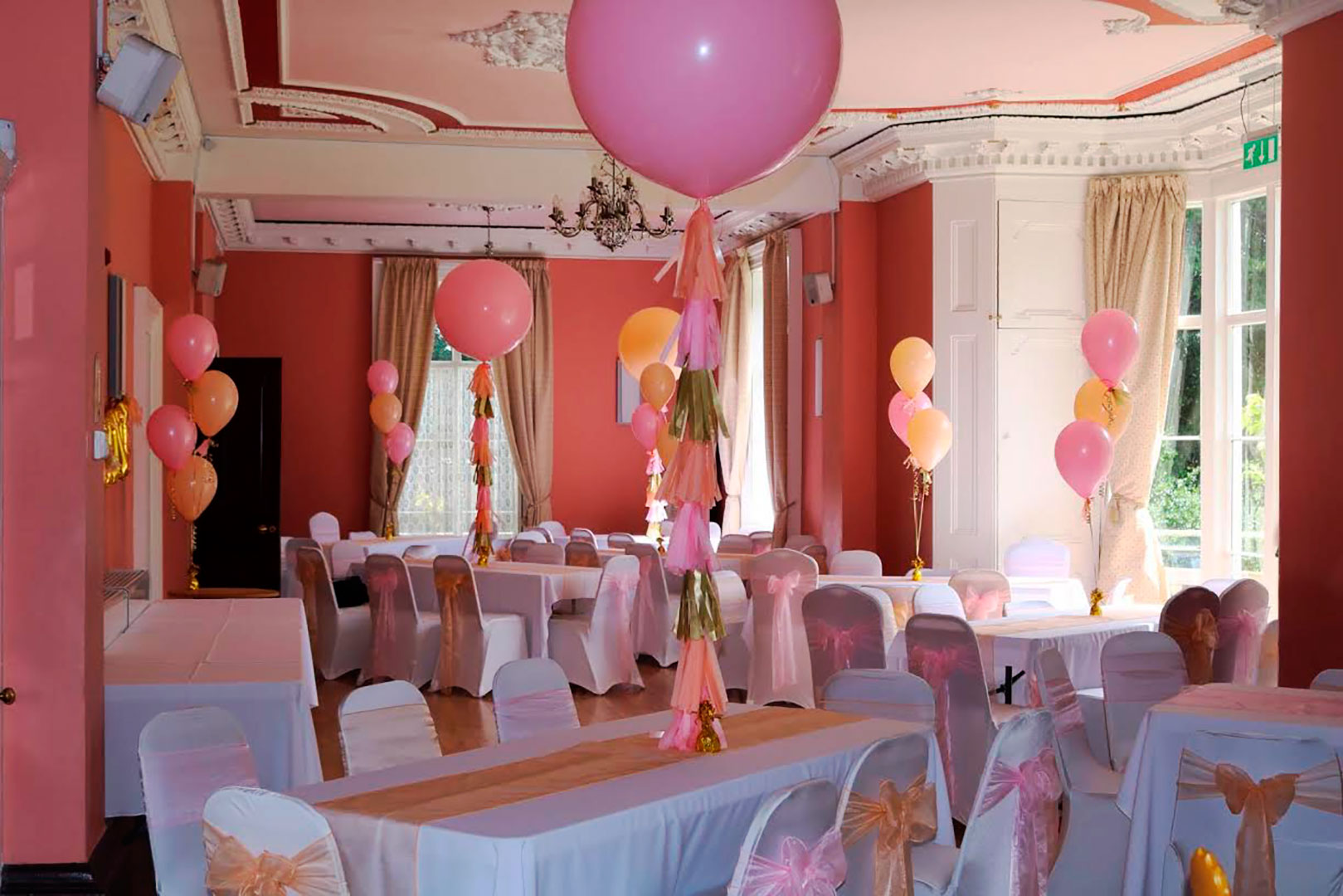 Party Tassel Balloons